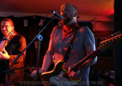 The Rufus Stone Band