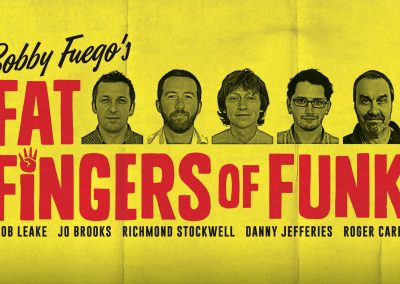 Bobby Fuego's Fingers of Funk
